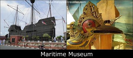 Maritime Museum, Malacca