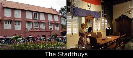 The Stadthuys, Melaka