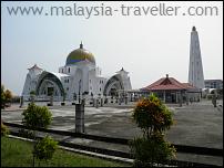 Floating Mosque, Melaka