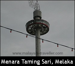 Menara Taming Sari, Melaka