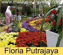 Floria Putrajaya, Flower and Garden Show