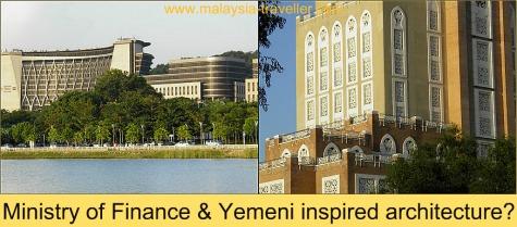 Ministry Buildings, Putrajaya