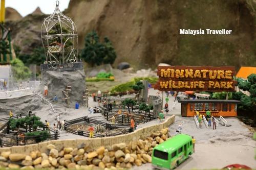 Minnature Largest Indoor Miniature Amp Train Exhibition In