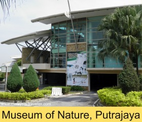 Museum of Nature, Putrajaya