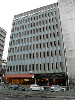 NAK Hotel exterior
