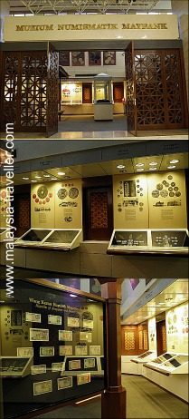 Maybank Numismatic Museum
