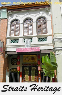 Penang Heritage Hotels - Straits Heritage