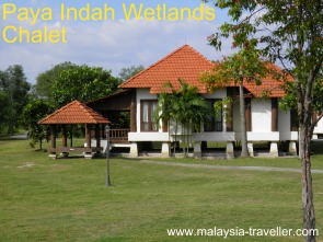 Chalet at Paya Indah Wetlands, Selangor