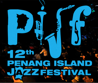 Penang Island Jazz Festival 3rd to 6th December 2015
