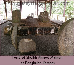 Tomb of Sheikh Ahmed Majnun
