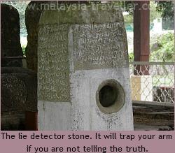 Lie Detector Stone
