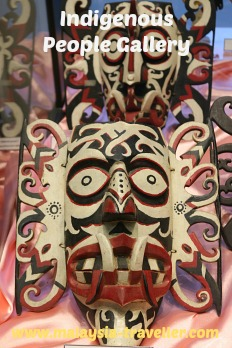 Perak Museum Indigenous People Gallery