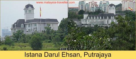Istana Darul Ehsan, Putrajaya