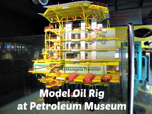 Petroleum Museum Sarawak - Miri