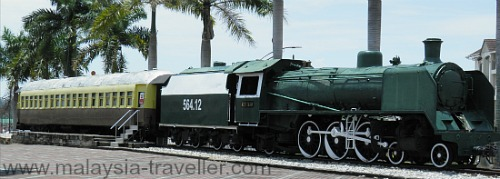 Alor Gajah Locomotive