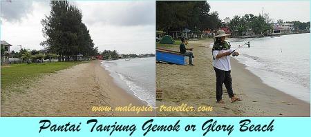 Pantai Tanjung Gemok, Port Dickson