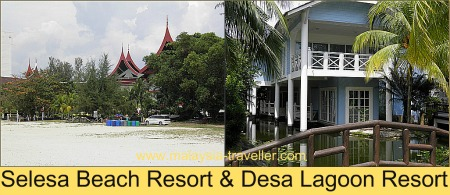 Selesa Beach Resort & Residence Desa Lagoon Resort