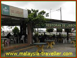 Restaurant at Portuguese Square