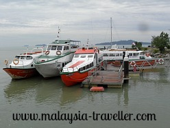 Anjung Batu Ferry Jetty