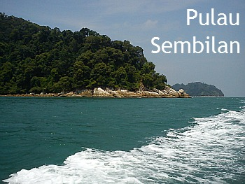 Pulau Sembilan (photo by Louis)