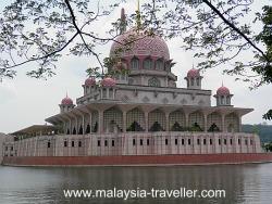Putra Mosque, Putrajaya