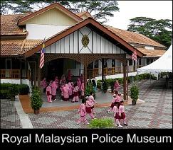 Royal Malaysian Police Museum, Kuala Lumpur