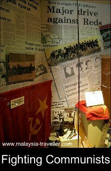 Fighting the Communist Terrorists