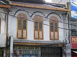 Raub Heritage Trail - Shophouse