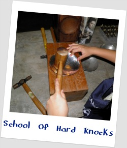 School of Hard Knocks - Royal Selangor