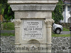 William Pryer Memorial