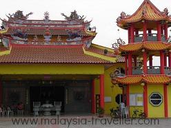 Nan Tian Temple, Site A, Sekinchan