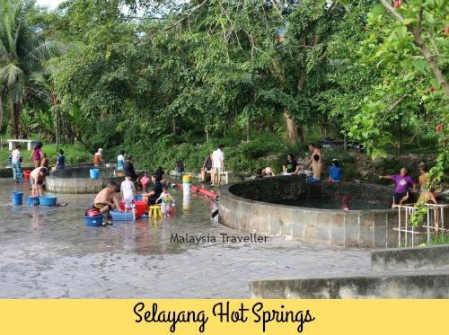 Selayang Hot Spring, Selangor