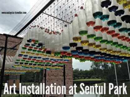 Outdoor Art Installation at Sentul Park