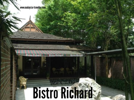 Bistro Richard at Sentul Park