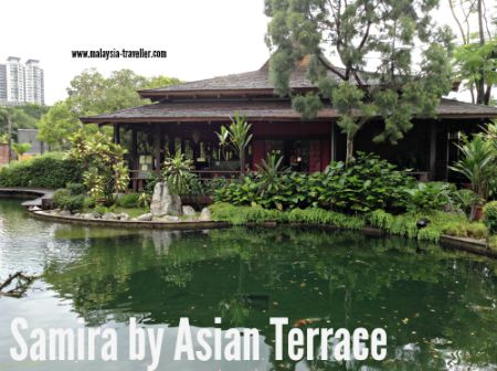 Samira by Asian Terrace