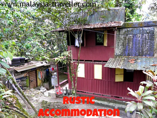 Accommodation outside of Chongkak Park & Resort
