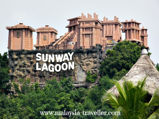 essay about sunway lagoon