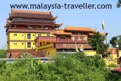 Chan Shan Temple, Taiping