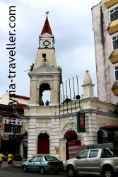 Clock Tower, Taiping
