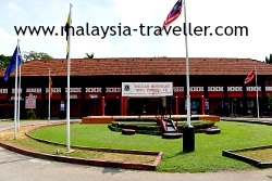 KEVII School Taiping
