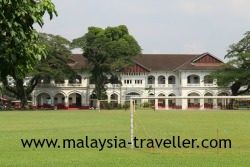 King Edward VII School , Taiping