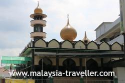 Masjid India, Taiping