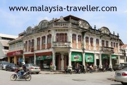 Peace Hotel, Taiping
