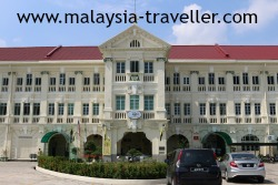 St George's Institution, Taiping