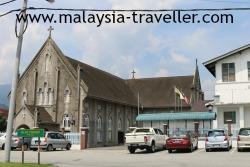 St. Louis Church, Taiping