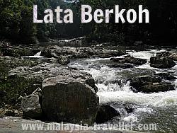 The Rapids at Lata Berkoh, Taman Negara