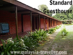 Standard Guesthouse at the Mutiara Taman Negara