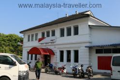 Post Office Teluk Intan