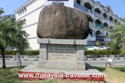 Memorial Stone Teluk Intan