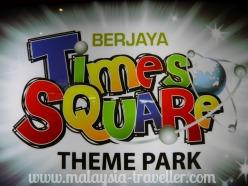 Times Square Theme Park